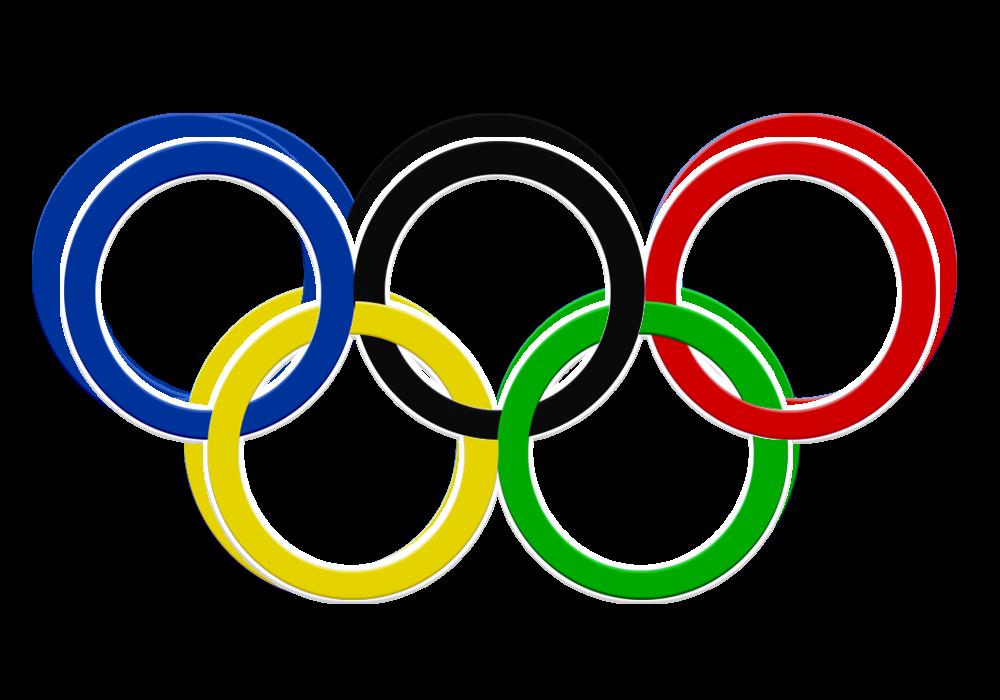 Símbolo dos Jogos Olímpicos.